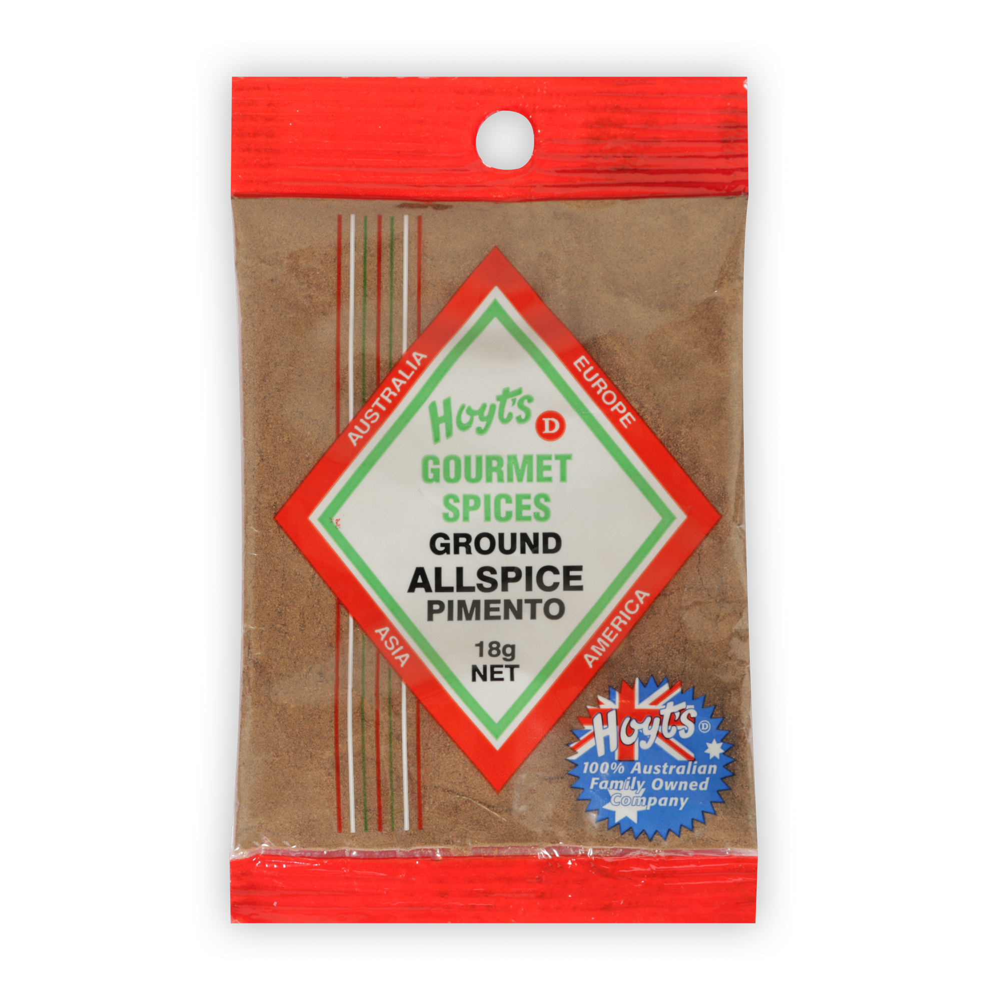 Gourmet Allspice Ground - 18g - 9300725010010 1