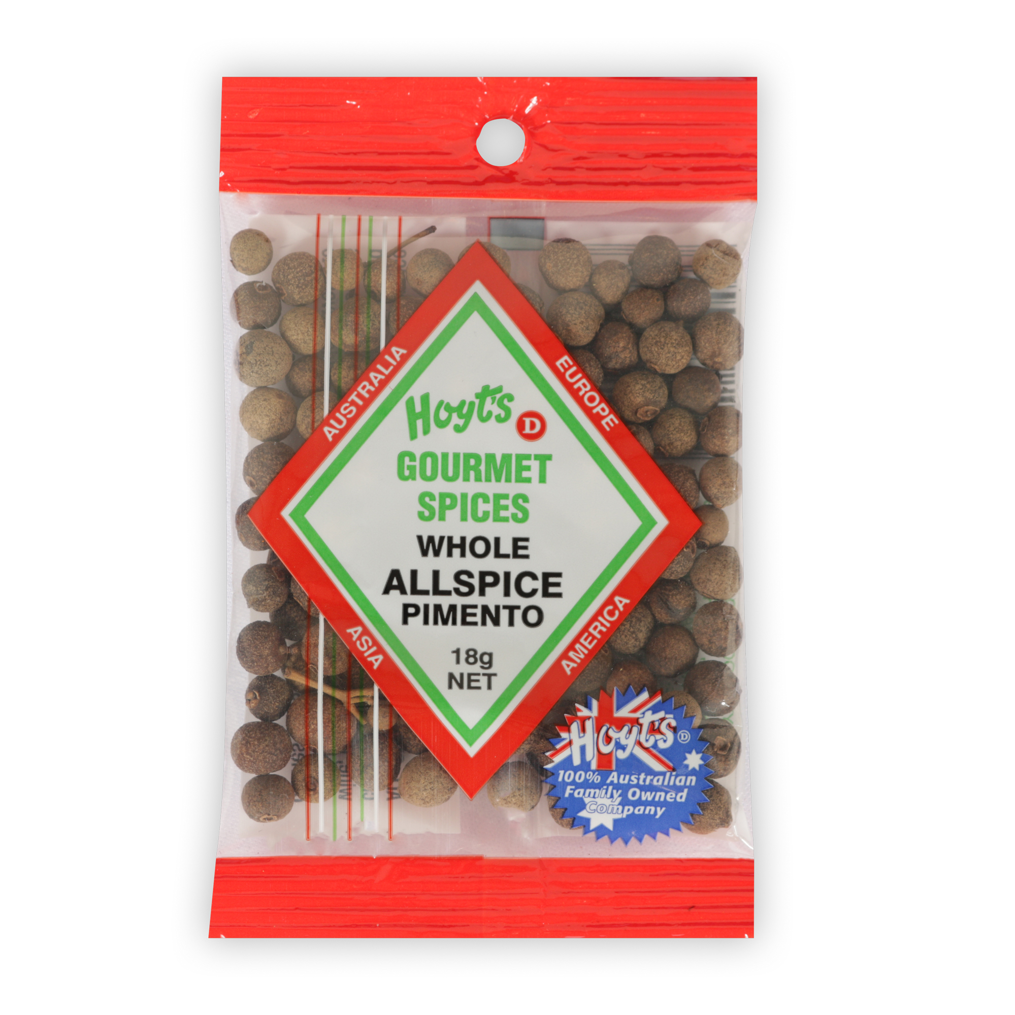 Gourmet Allspice Whole 18g - 9300725010003 1