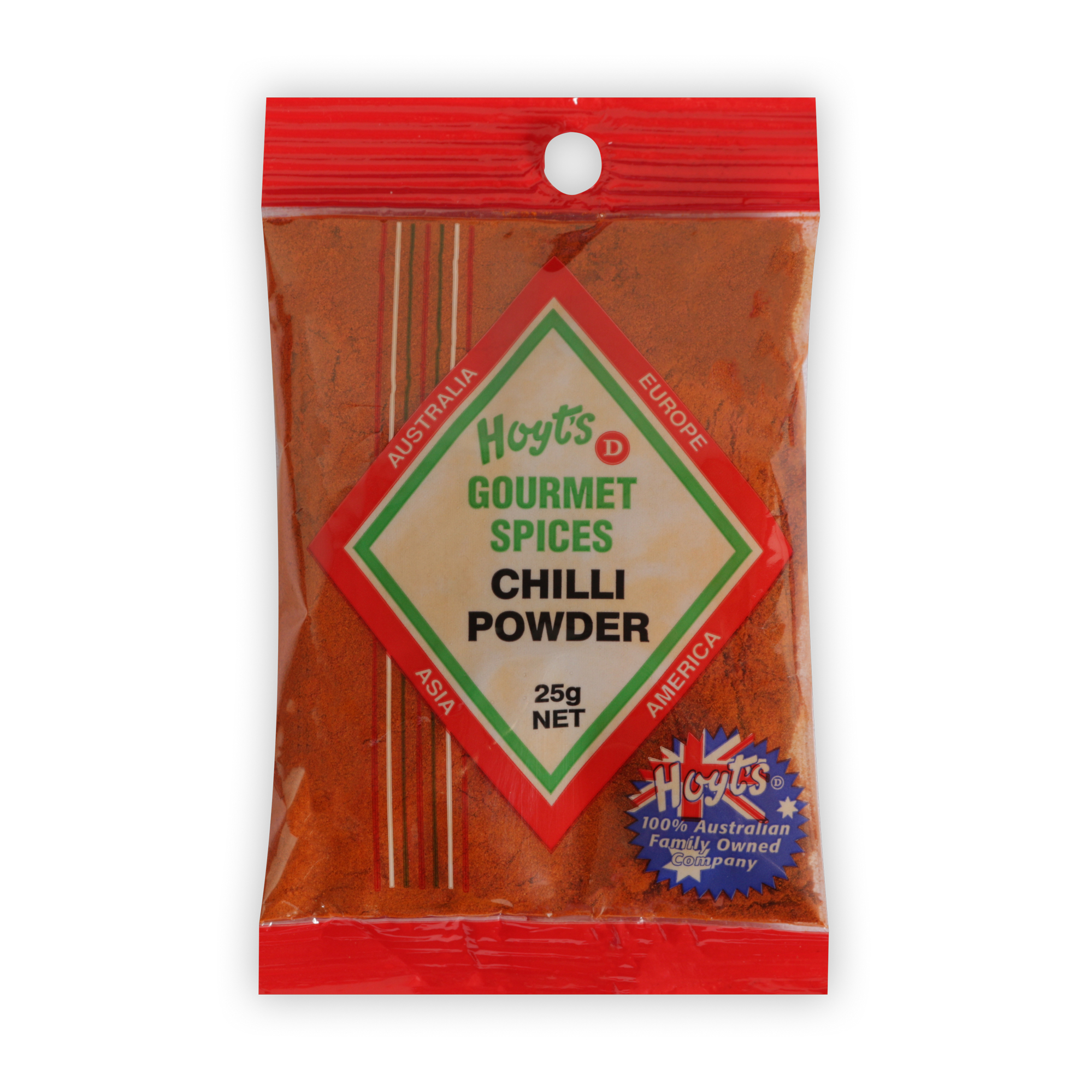 Gourmet Chilli Powder 25g - 9300725010096 1