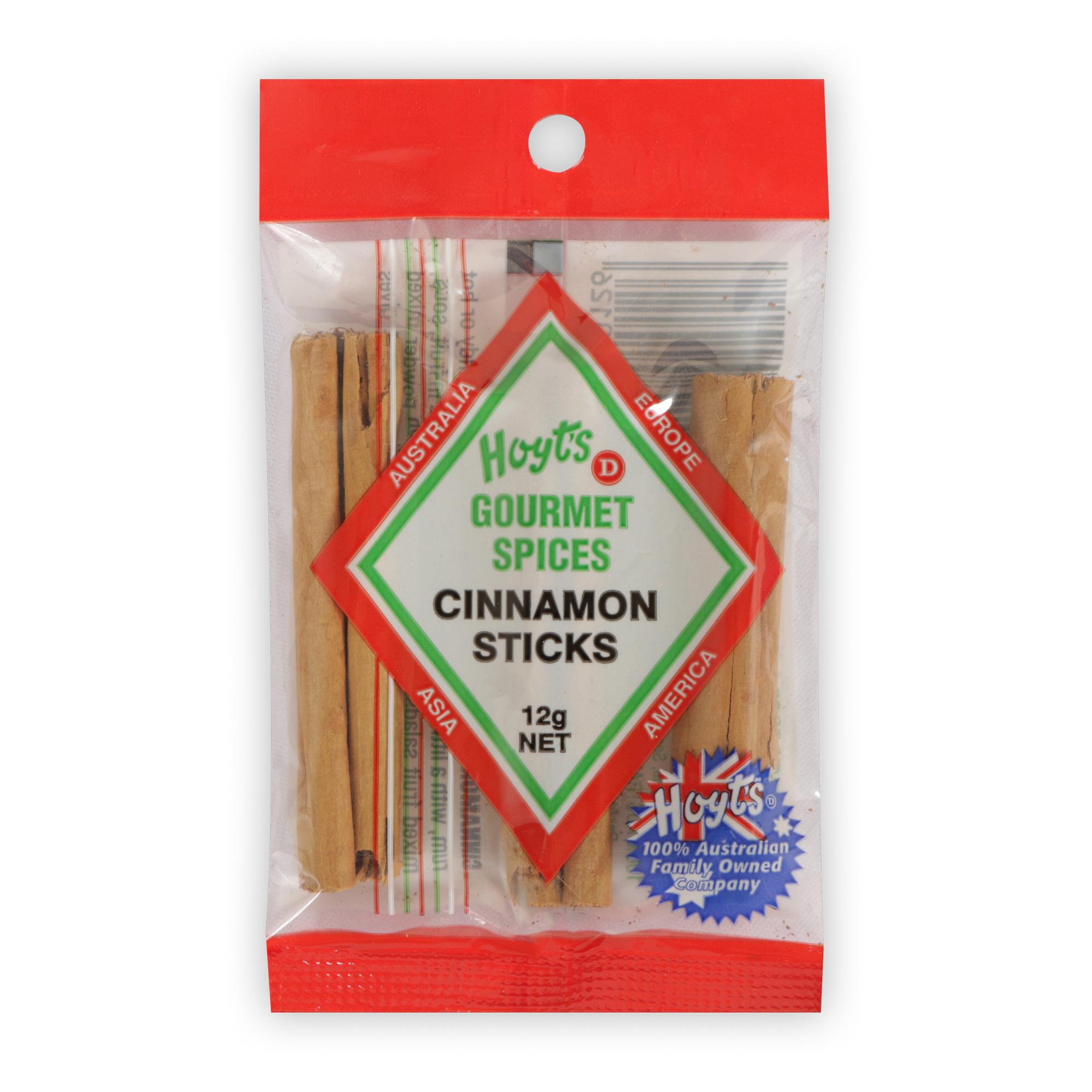 Gourmet Cinnamon Sticks 12g - 9300725010126 1