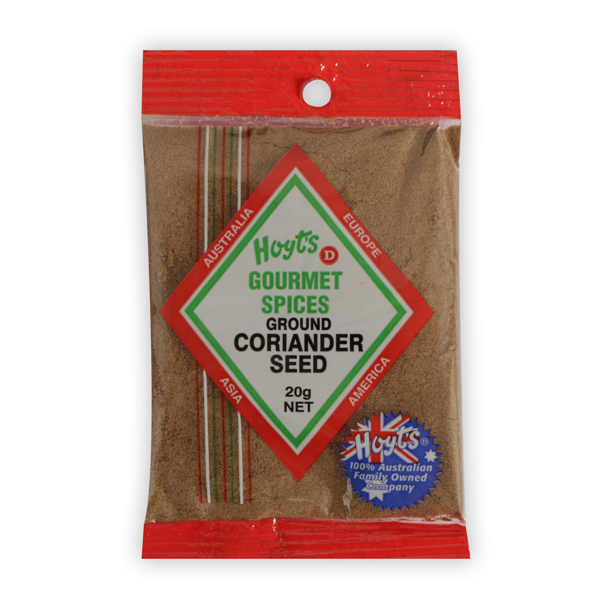 Gourmet Coriander Ground 20g - 9300725010171 1