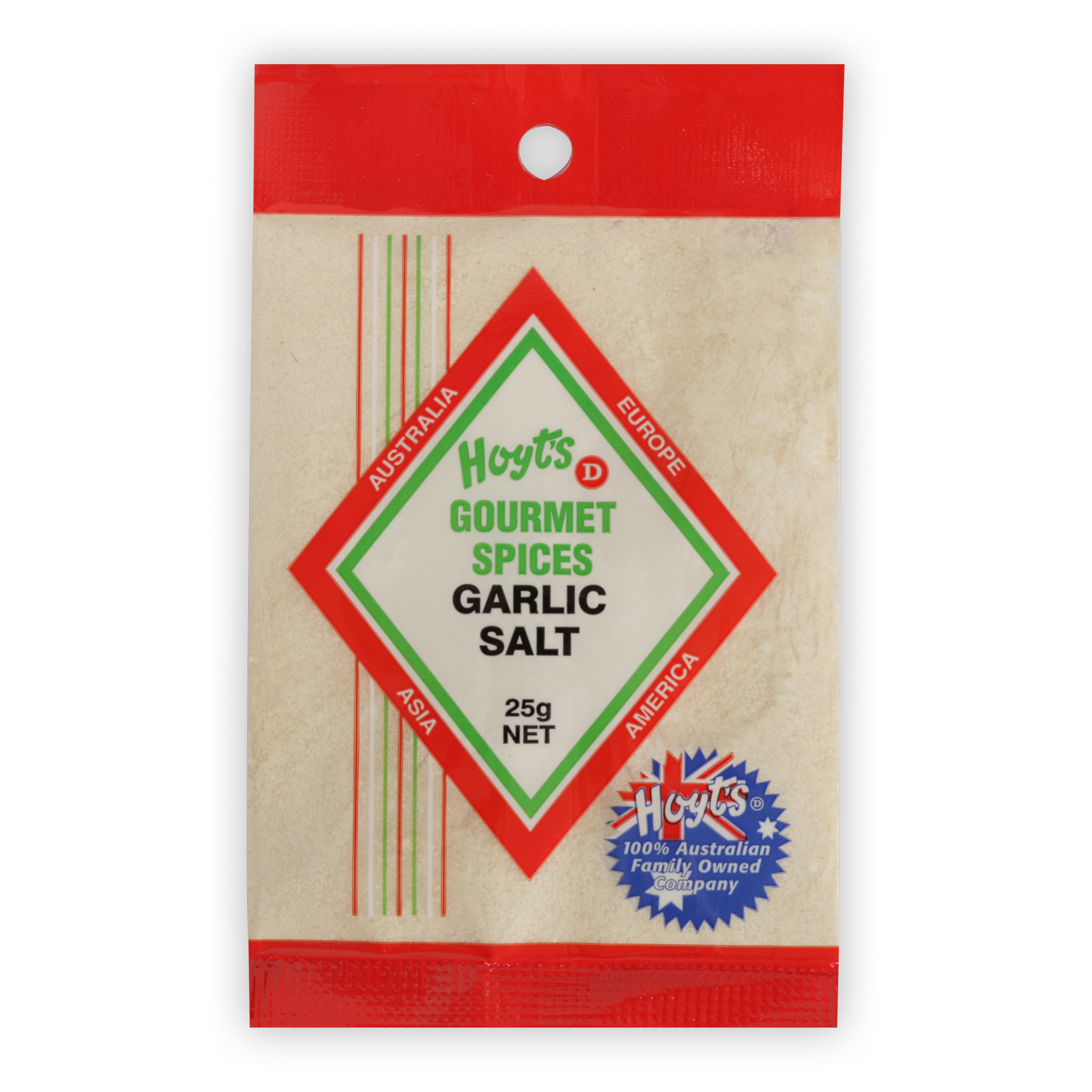 Gourmet Garlic Salt 25g - 9300725010799 1