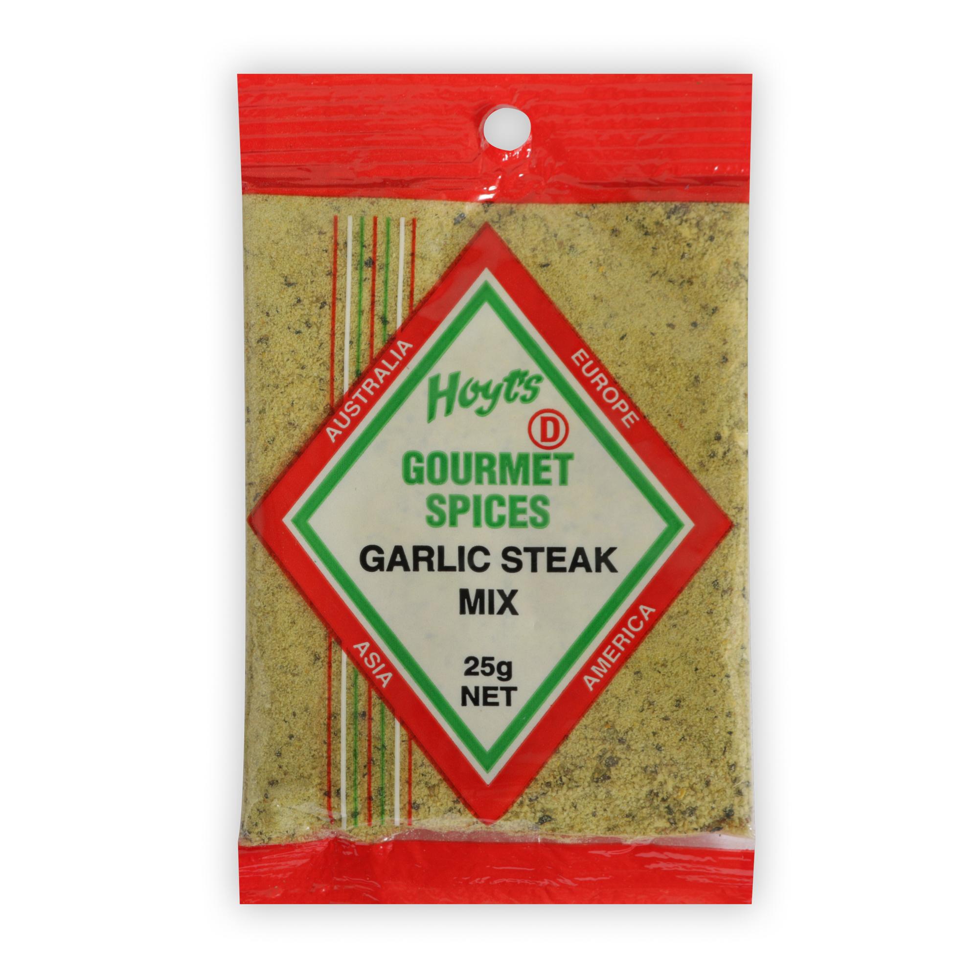 Gourmet Garlic Steak Mix 25g - 9300725010287 1