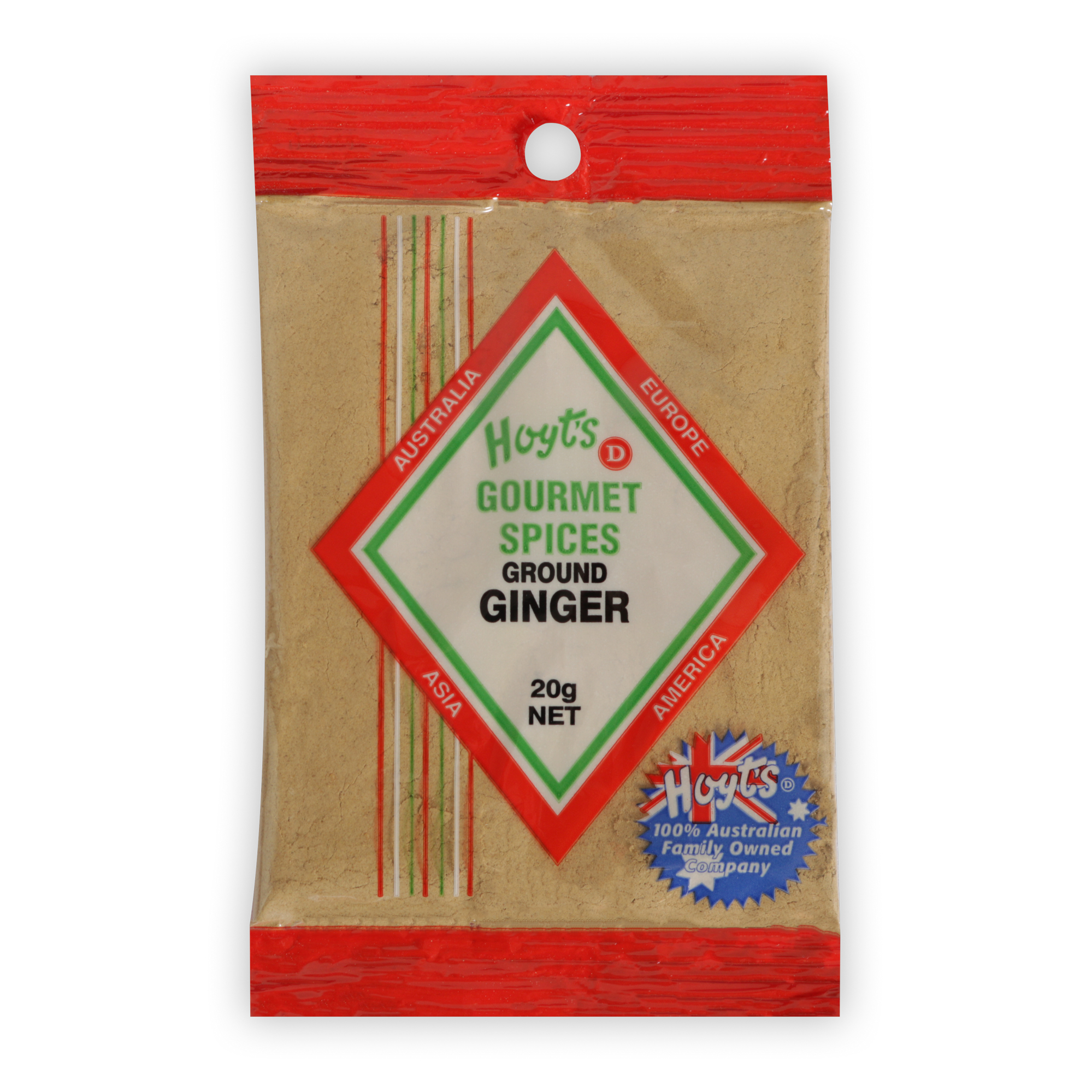 Gourmet Ginger Ground 20g - 9300725010294 1