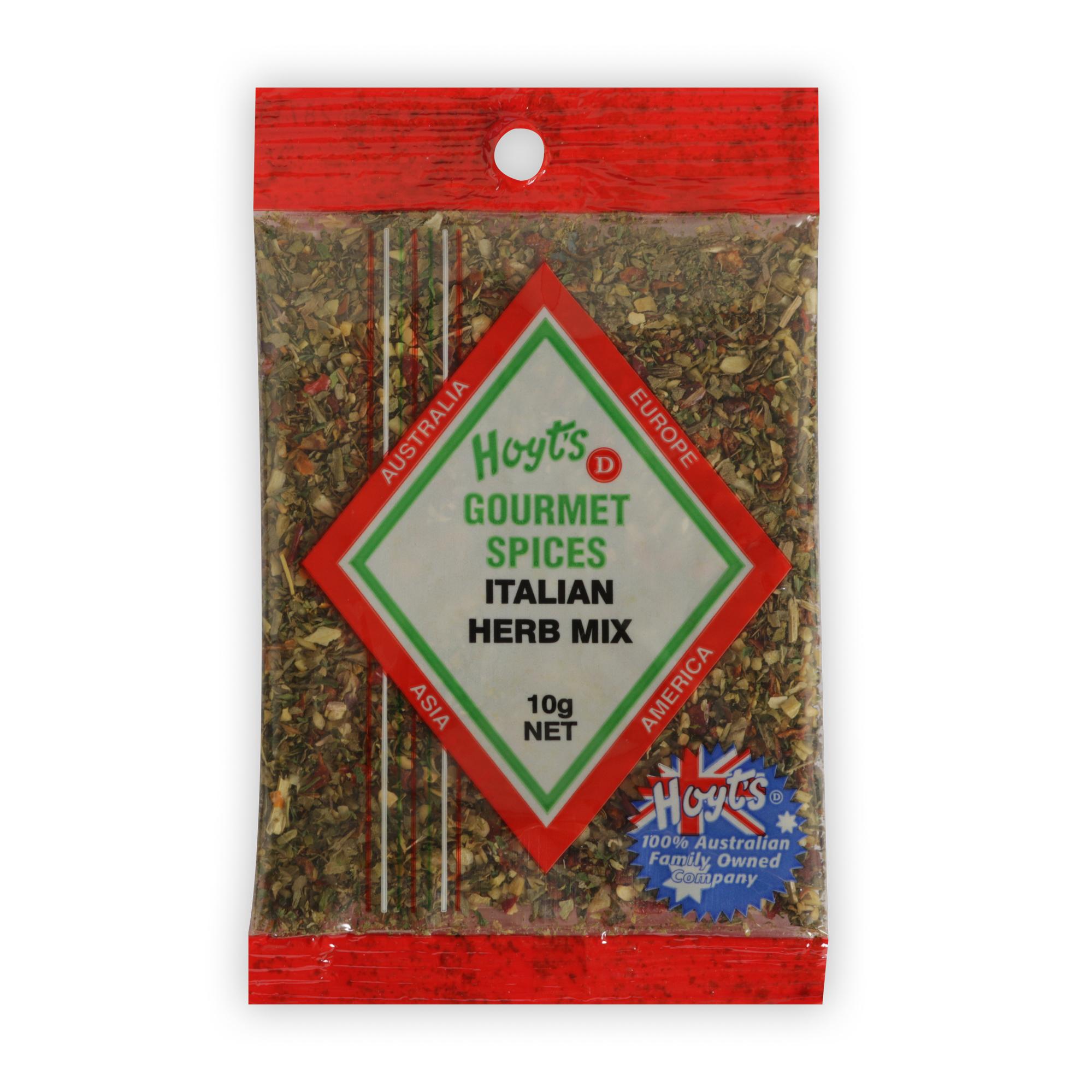 Gourmet Italian Herb Mix 10g - 9300725011505 1