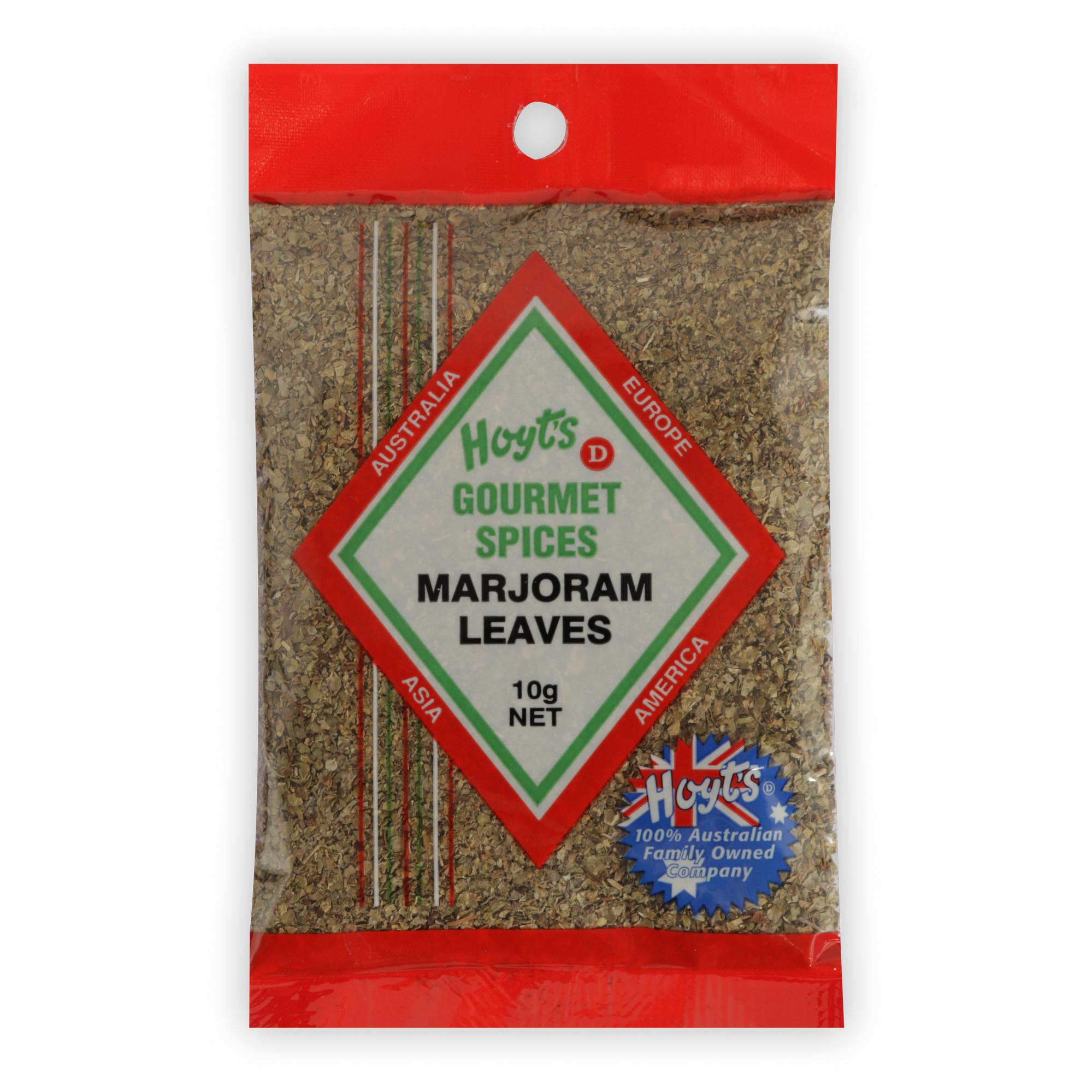 Hoyts Gourmet Marjoram 10g - 9300725010317 1
