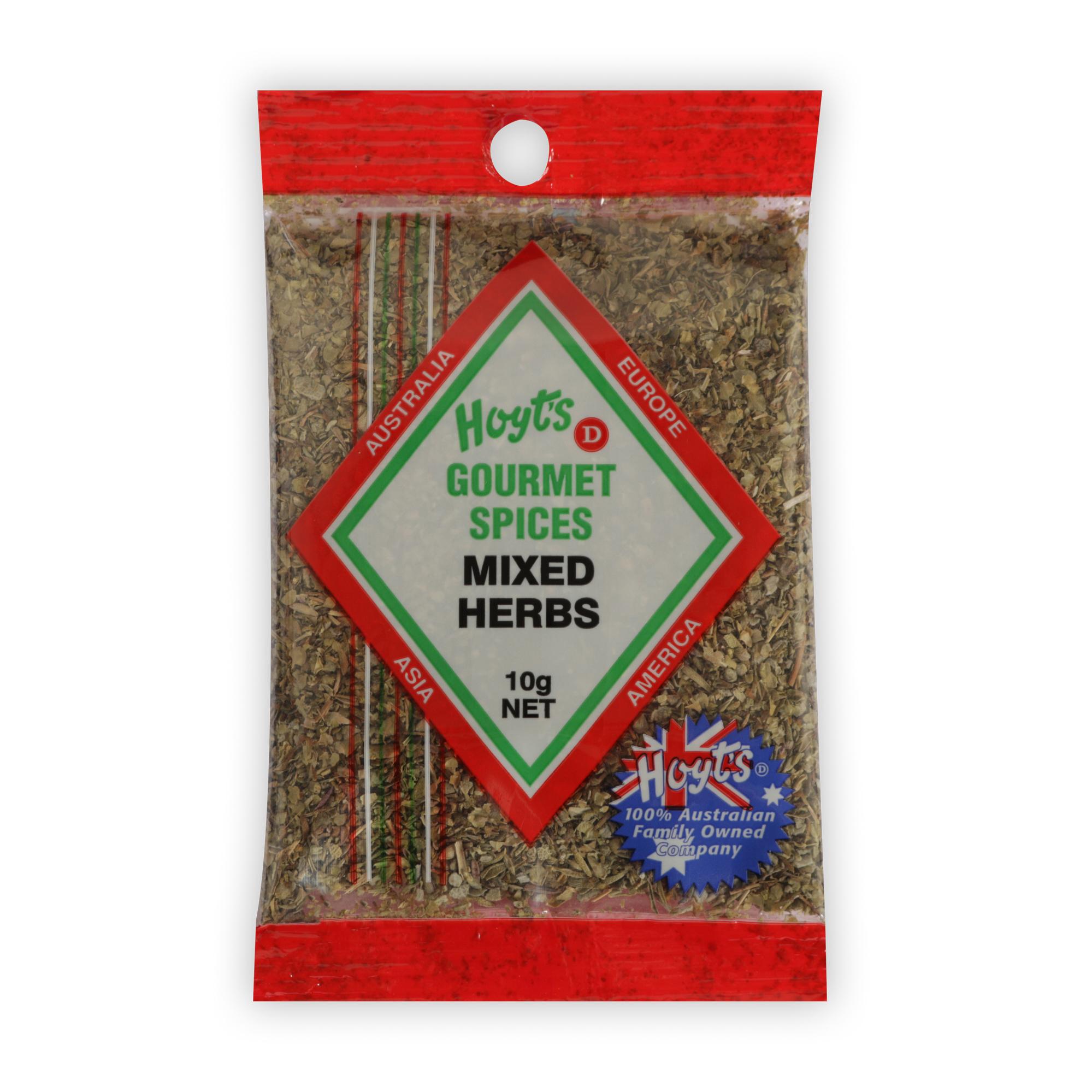 Hoyts Gourmet Mixed Herbs 10g
