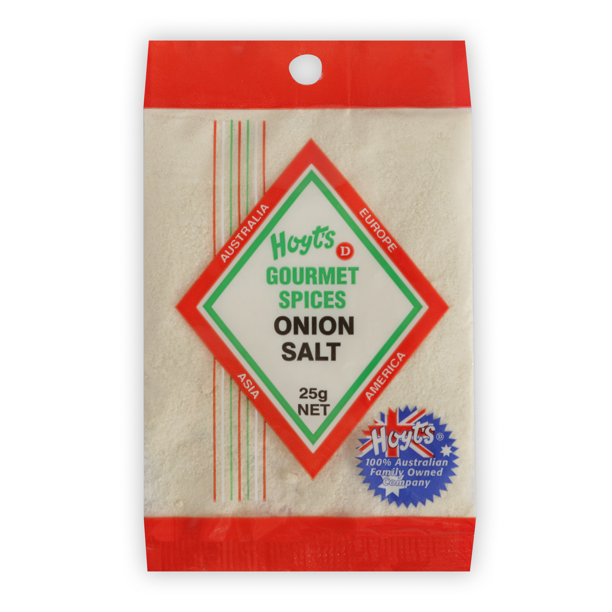 Hoyts Gourmet Onion Salt 15g