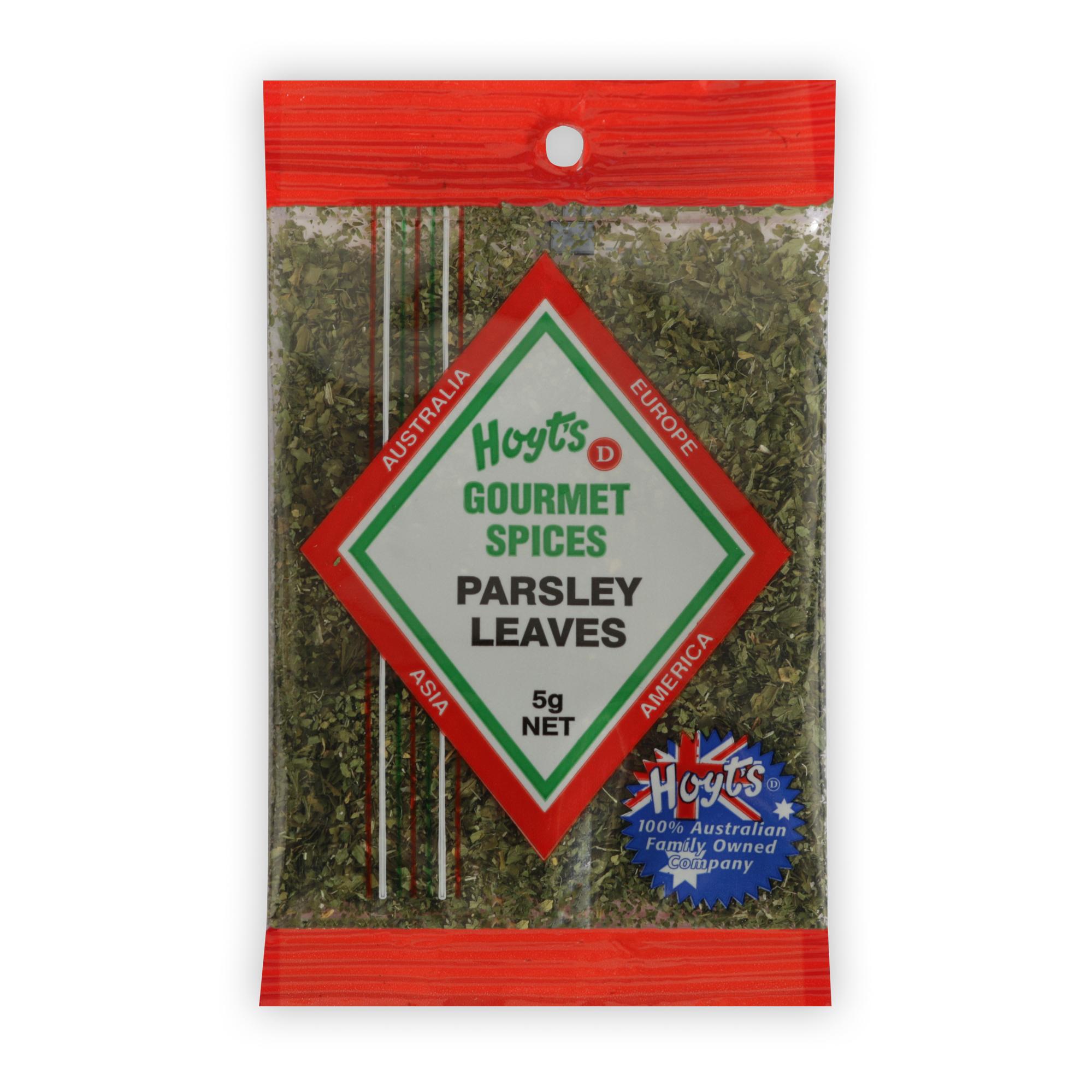 Hoyts Gourmet Parsley Leaves 5g