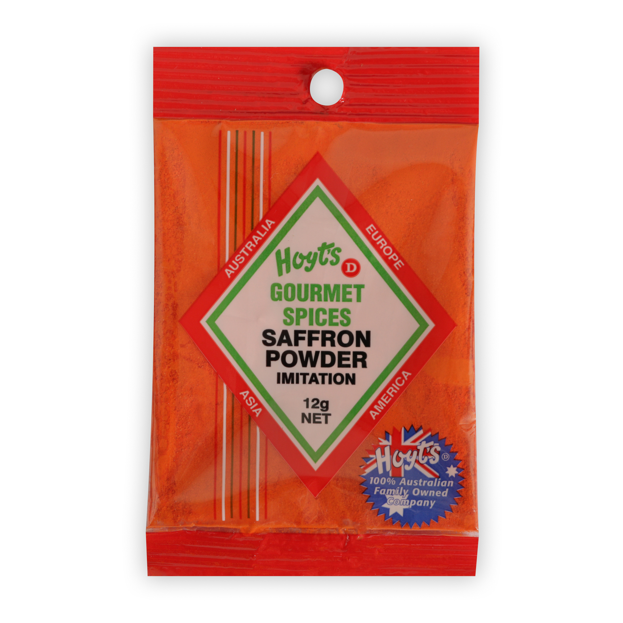 Hoyts Gourmet Saffron Powder 12g