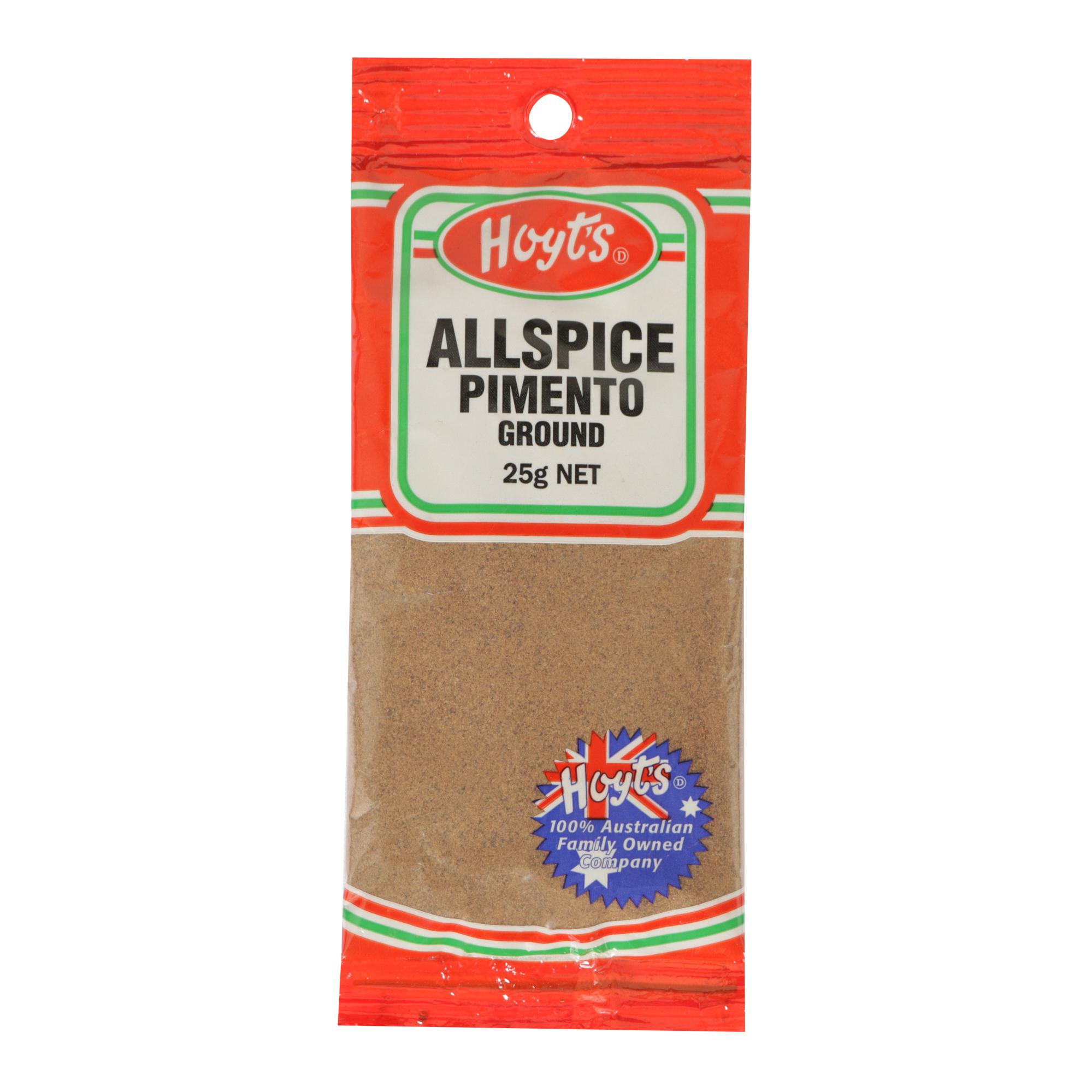 Hoyts Allspice Ground 25g