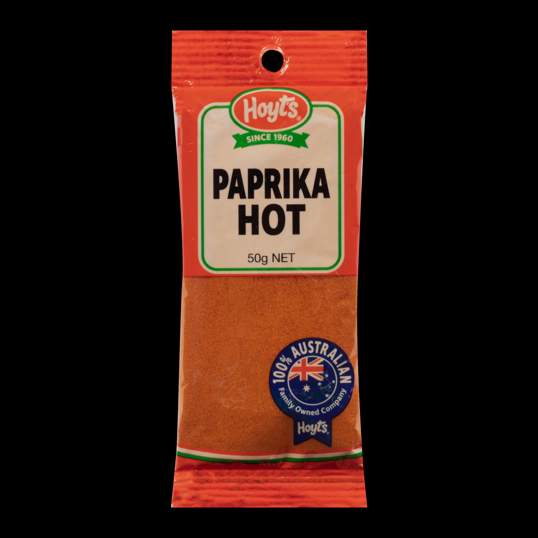 Hoyts Paprika Hot 50g