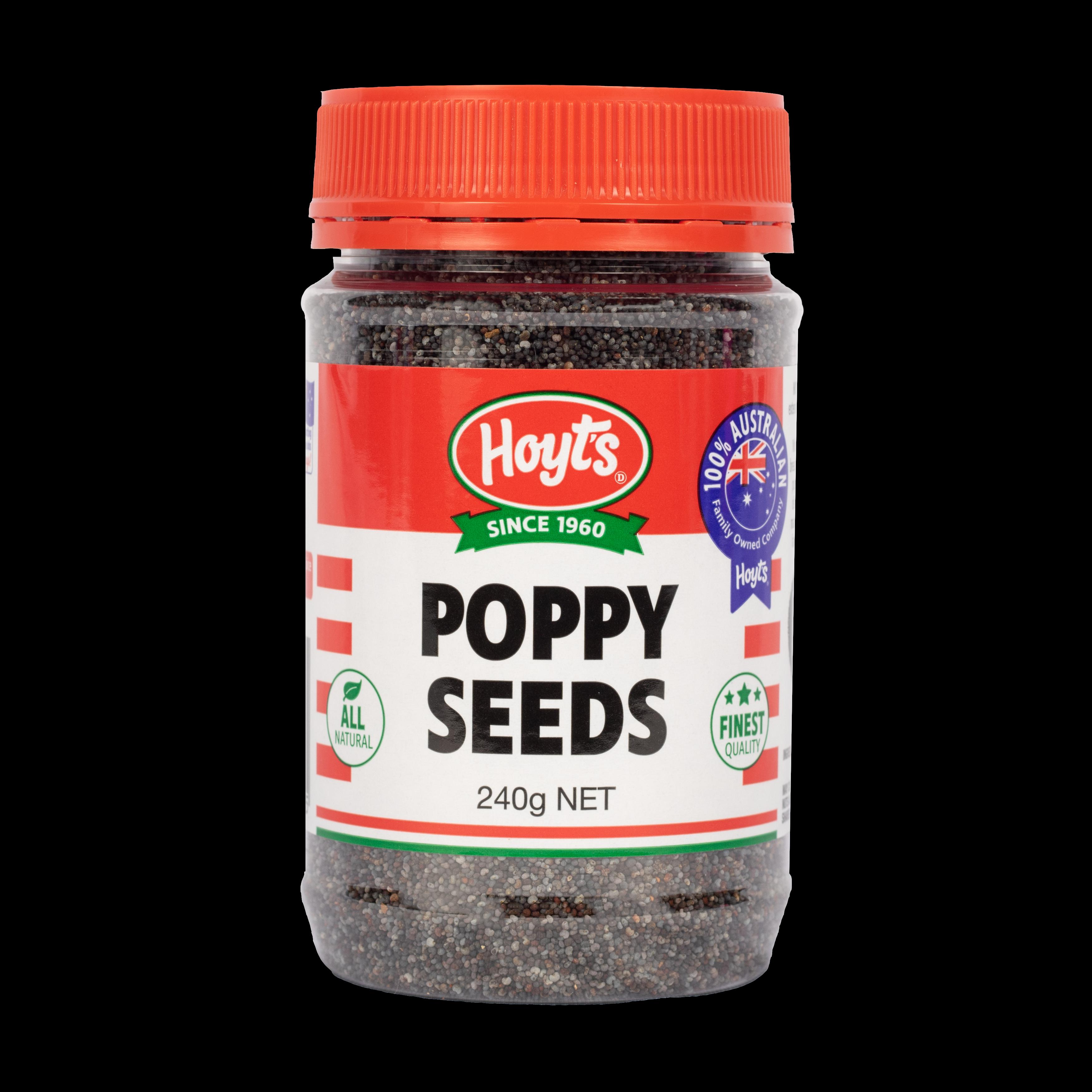 Hoyts Poppy Seeds 240g