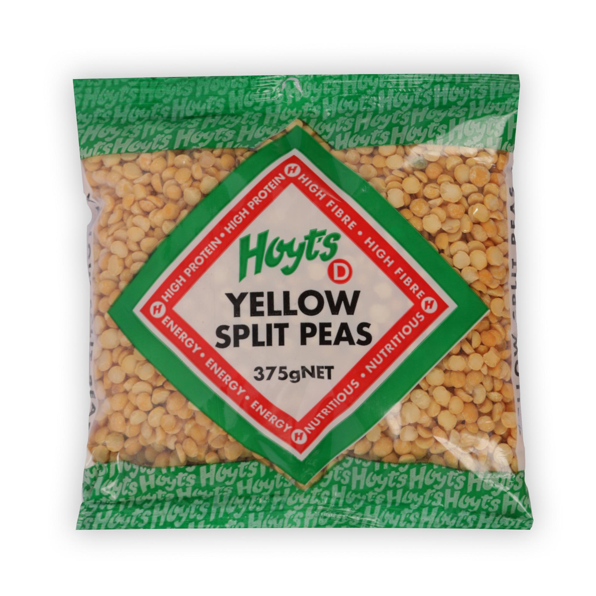 Yellow Split Peas 375g